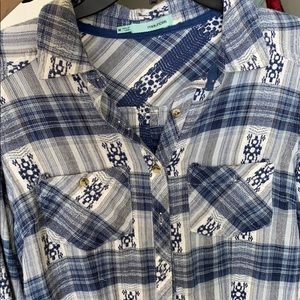 Maurice's button down